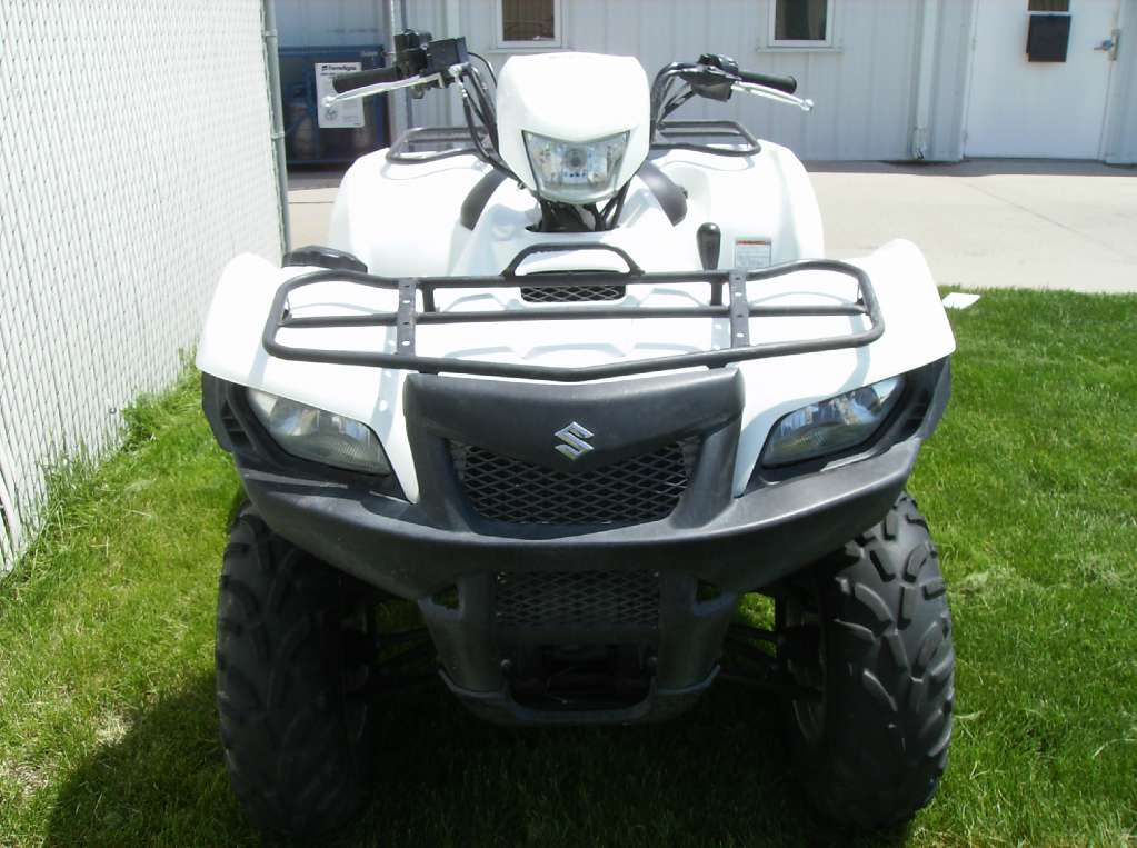 2011 Suzuki KingQuad® 750AXi Power Steering in Columbus, Nebraska
