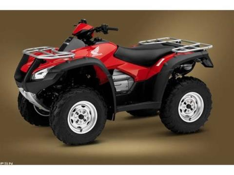 2012 Honda FourTrax® Rincon® in Columbus, Nebraska