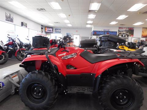 2016 Yamaha Kodiak 700 in Columbus, Nebraska