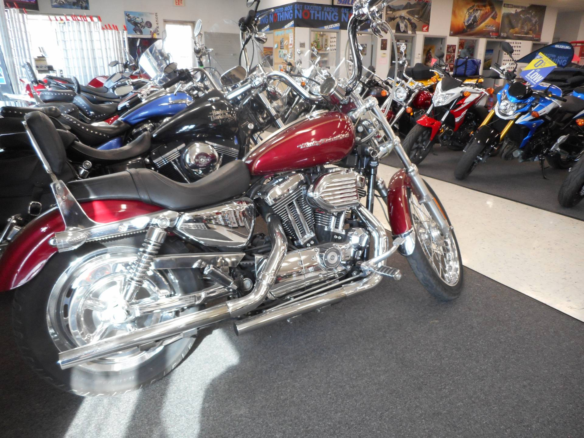 2005 Harley-Davidson Sportster® XL 1200 Custom in Columbus, Nebraska