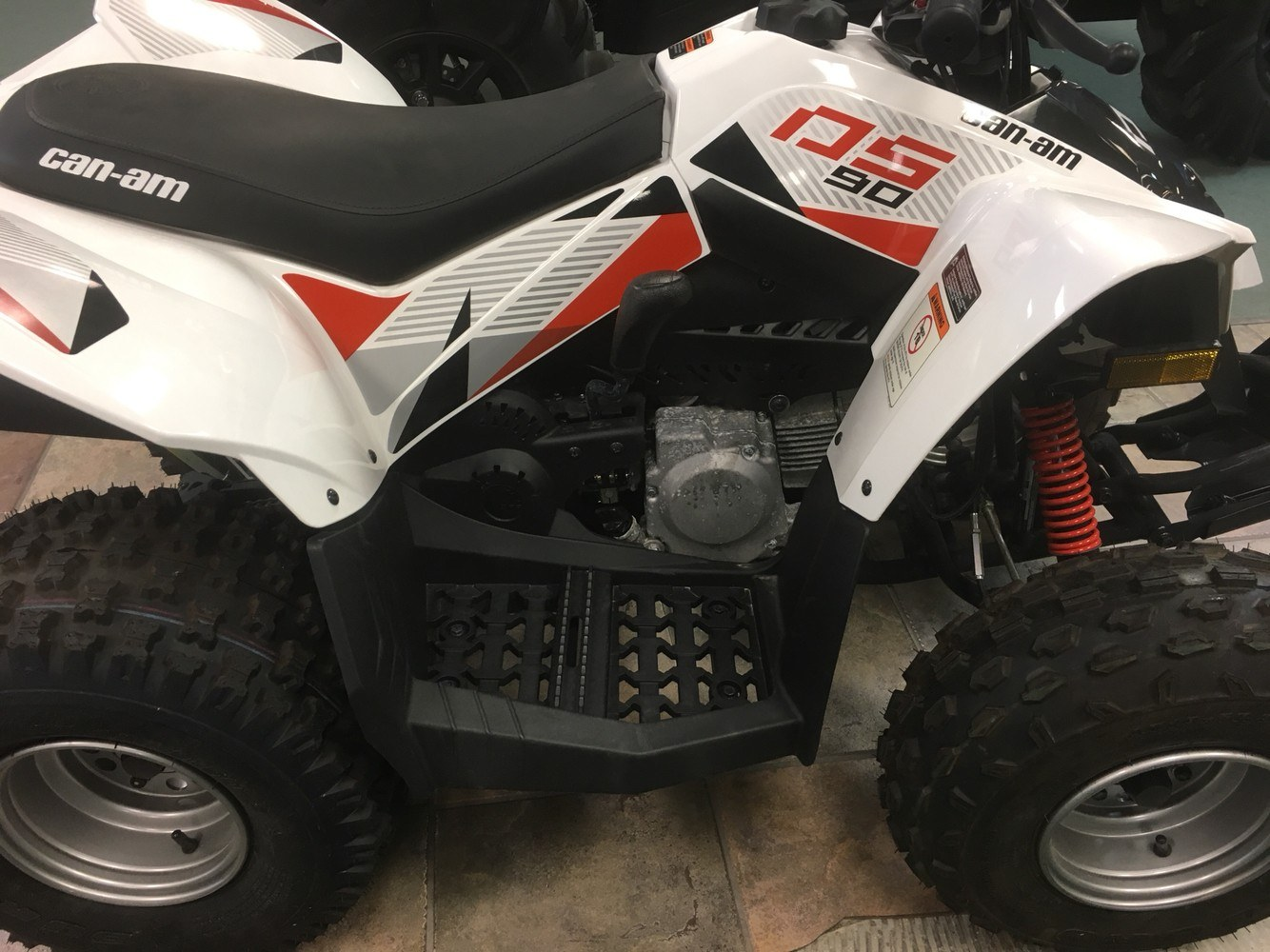 2018 Can-Am DS 90 in Lafayette, Louisiana - Photo 1