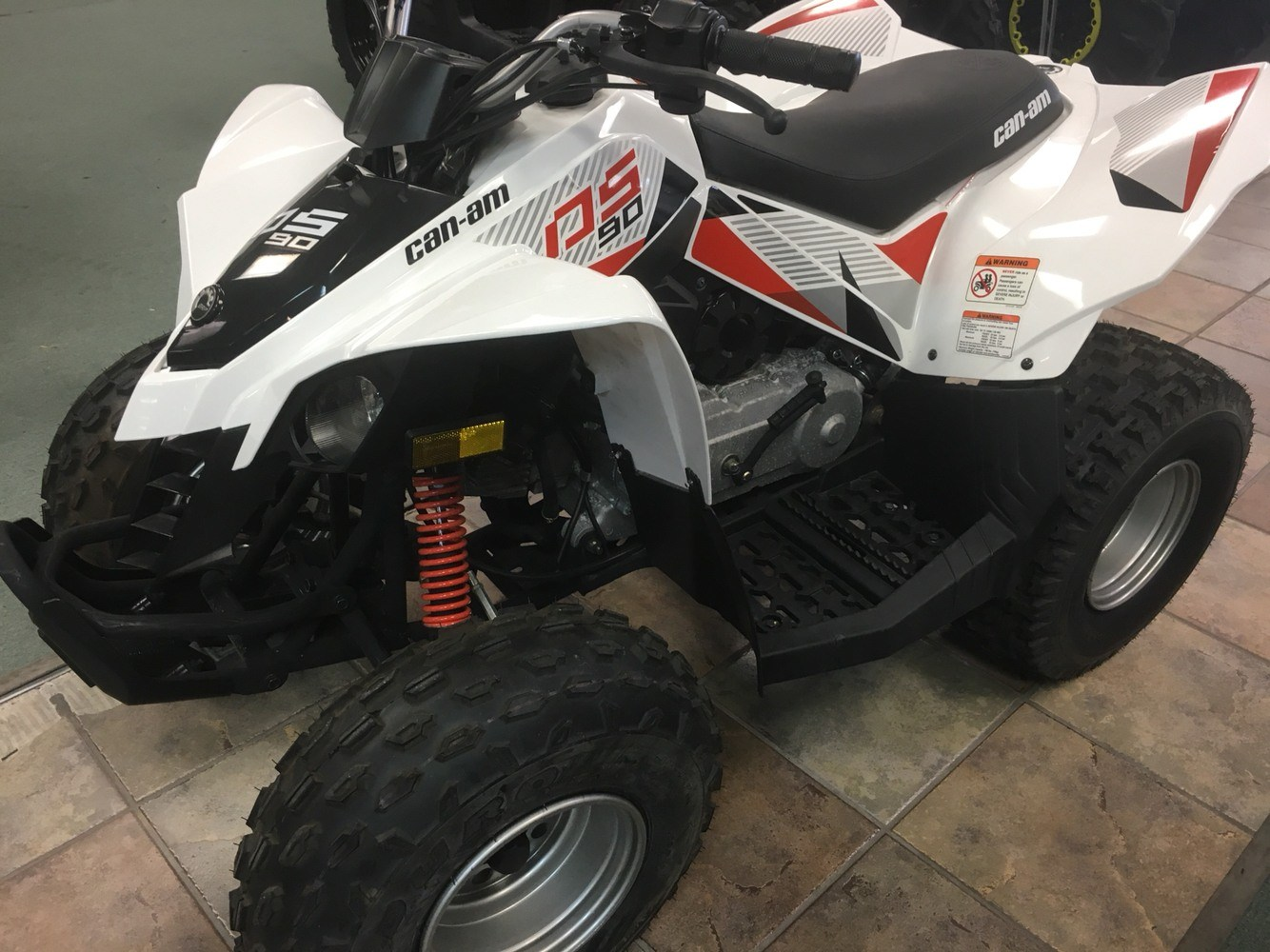 2018 Can-Am DS 90 in Lafayette, Louisiana - Photo 3