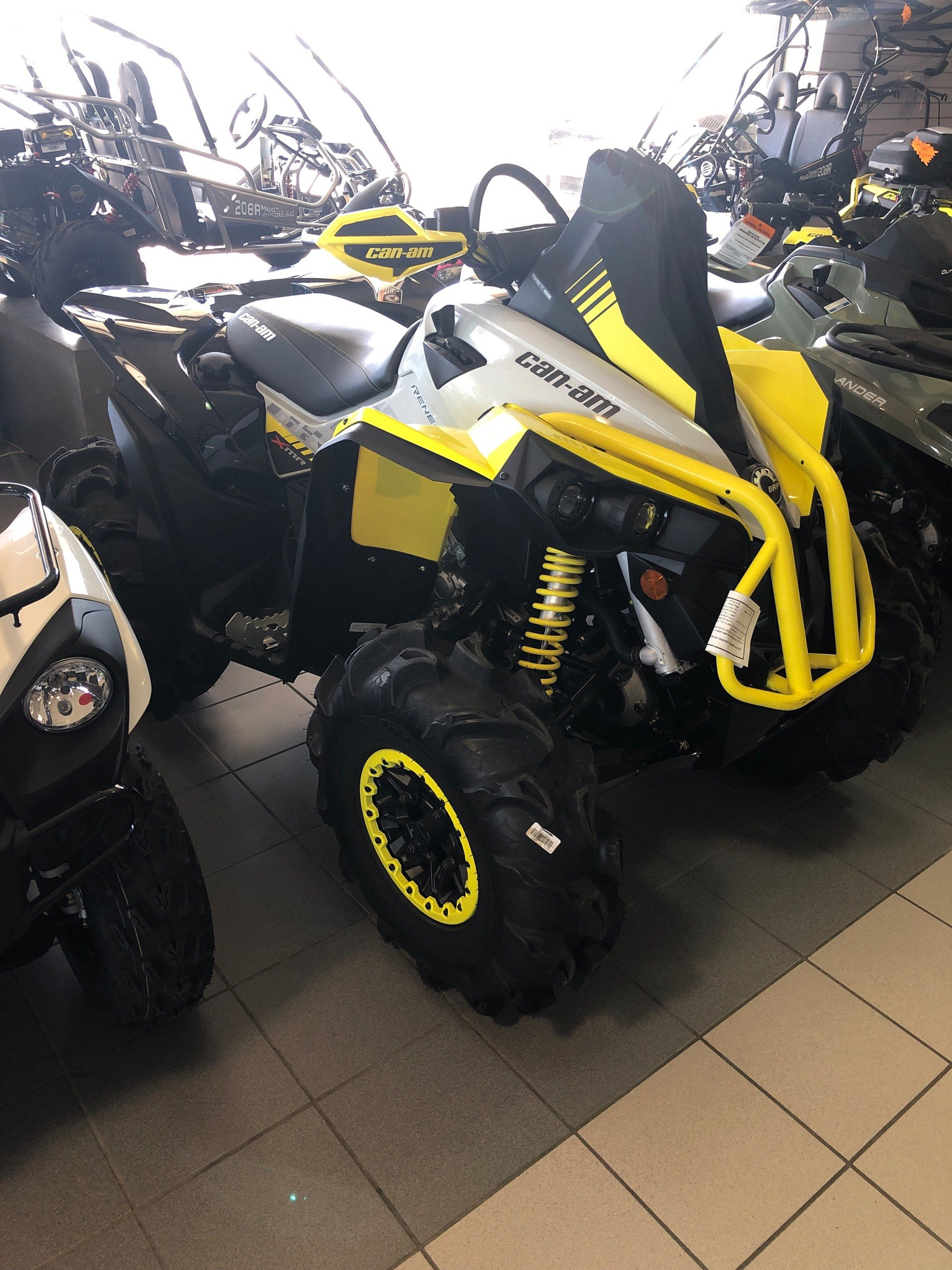 2019 Can-Am Renegade X MR 570 for sale 3188