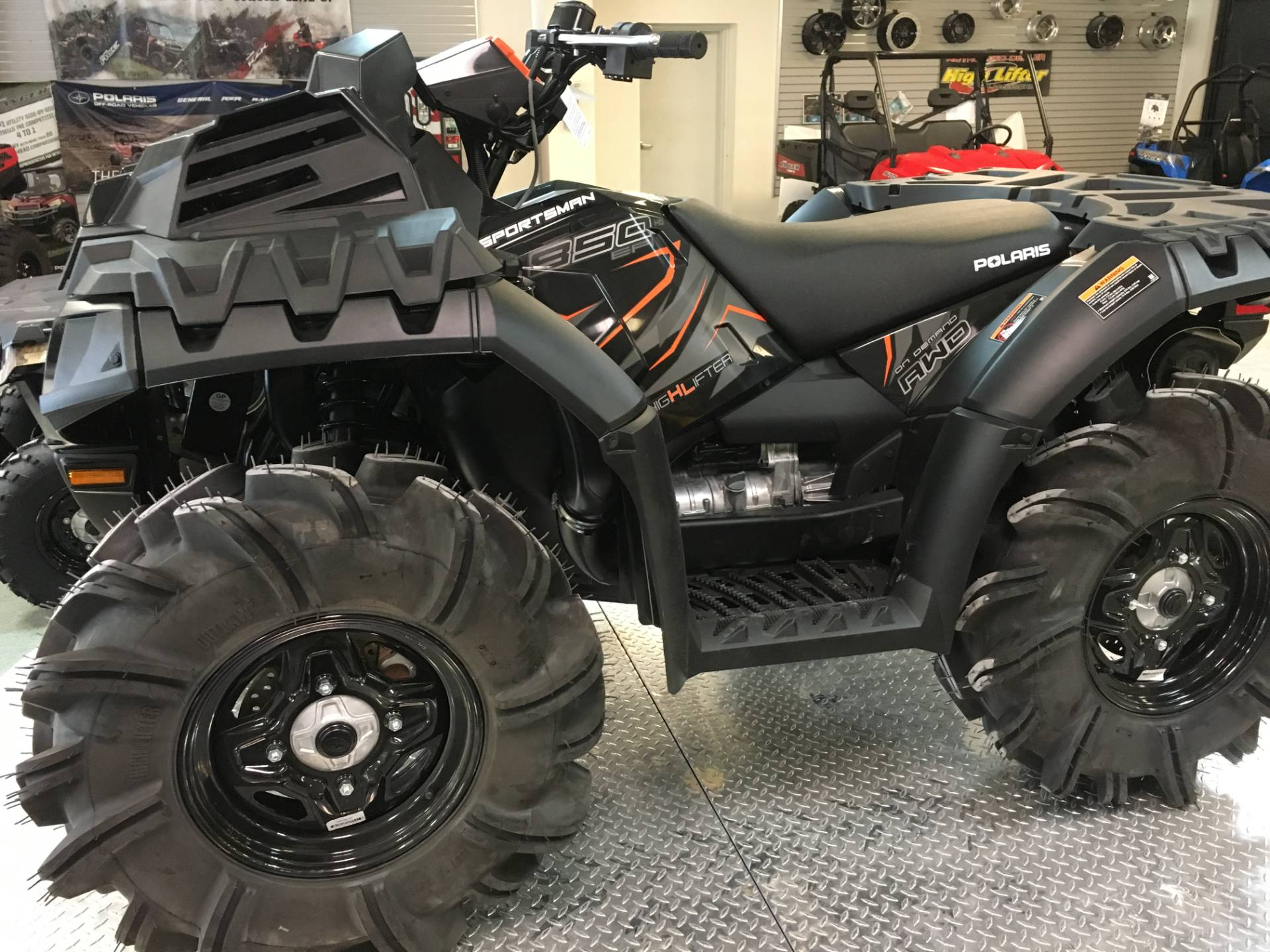 2019 Polaris Sportsman 850 High Lifter Edition for sale 1937