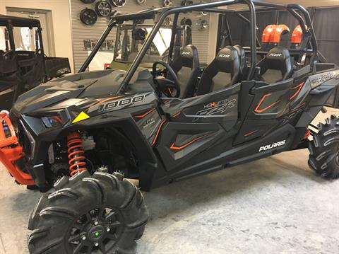 2019 Polaris RZR XP 4 1000 High Lifter in Lafayette, Louisiana - Photo 1