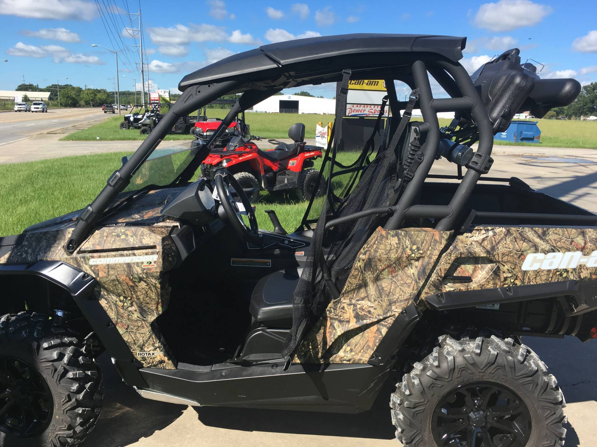 2017 Can Am Commander 1000 Mossy Oak Hunting Edition In Lafayette Louisiana