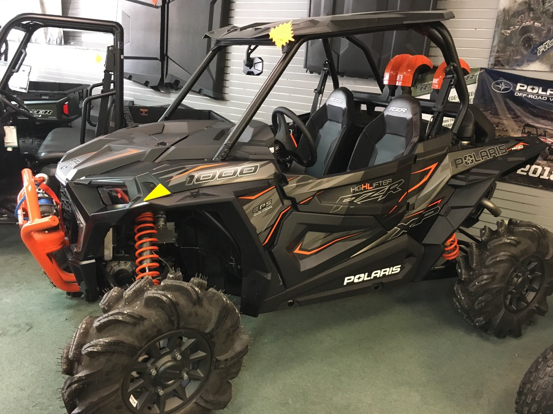 2019 Polaris RZR XP 1000 High Lifter for sale 2589