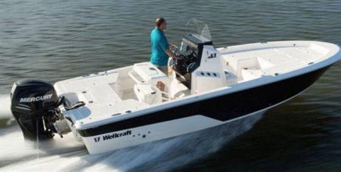 2017 Wellcraft 221 Fisherman in Lafayette, Louisiana