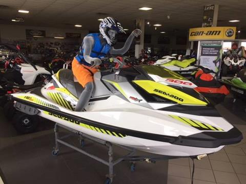 2016 Sea-Doo RXP-X 300 in Lafayette, Louisiana