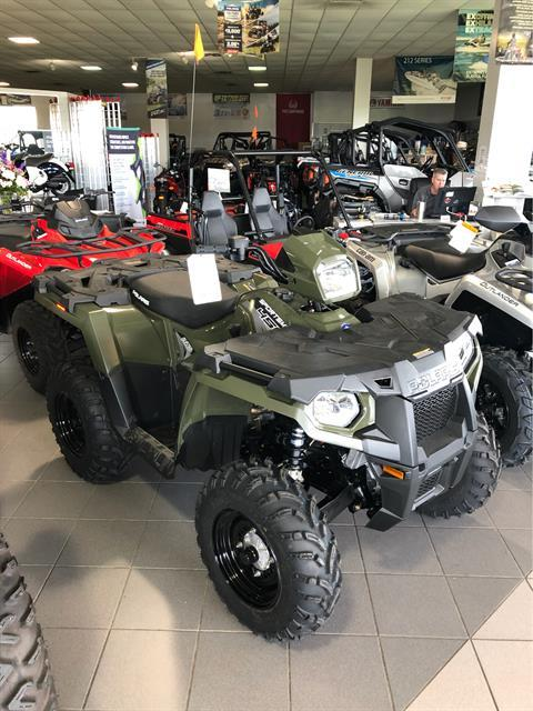 2019 Polaris Sportsman 450 H.O. in Lafayette, Louisiana