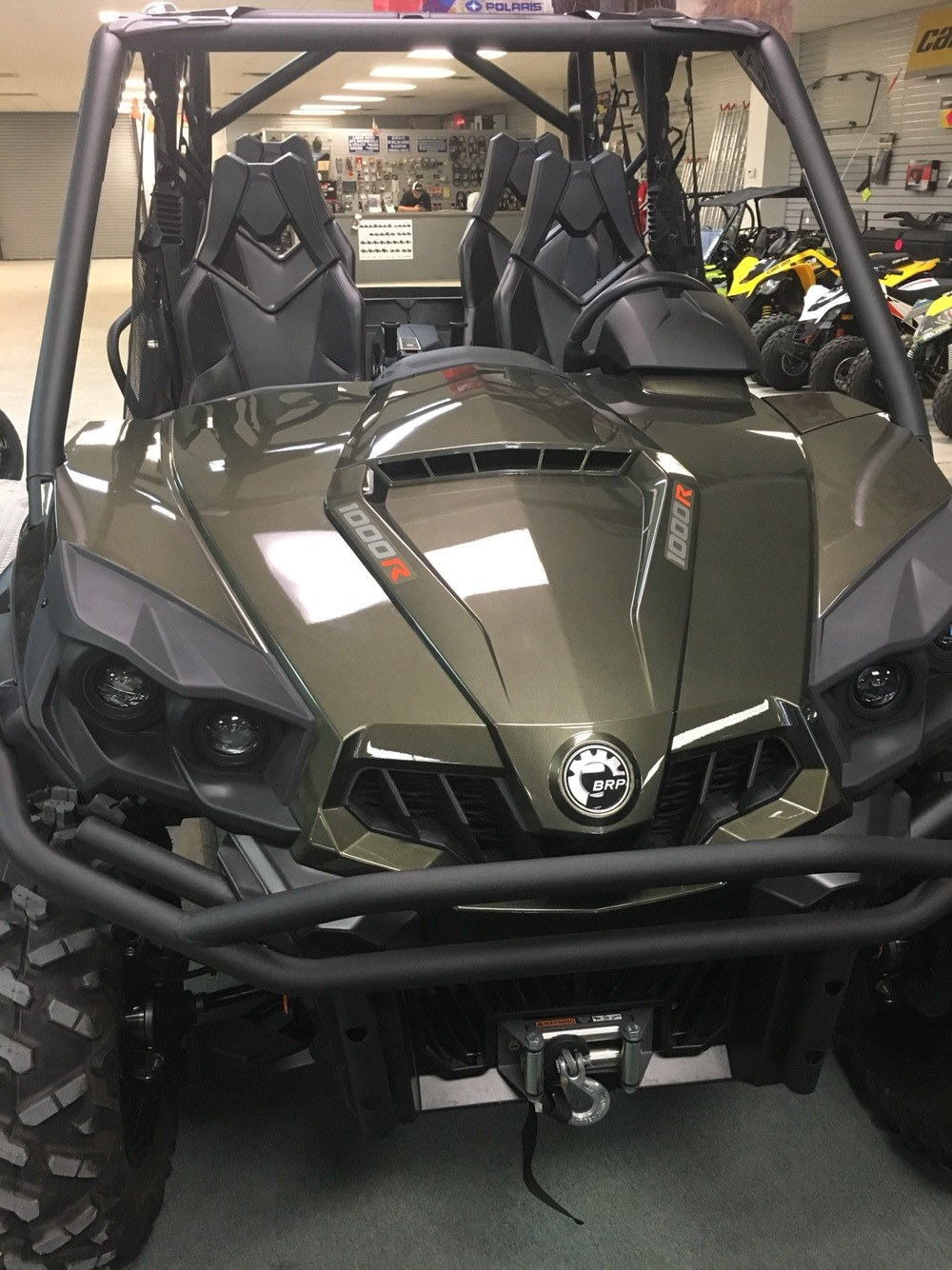 2019 Can-Am Commander MAX XT 1000R in Lafayette, Louisiana - Photo 2