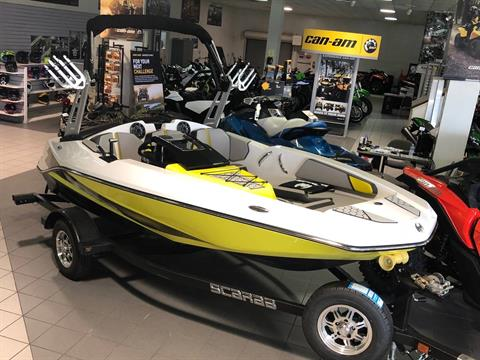 2018 Scarab 165 G in Lafayette, Louisiana - Photo 1