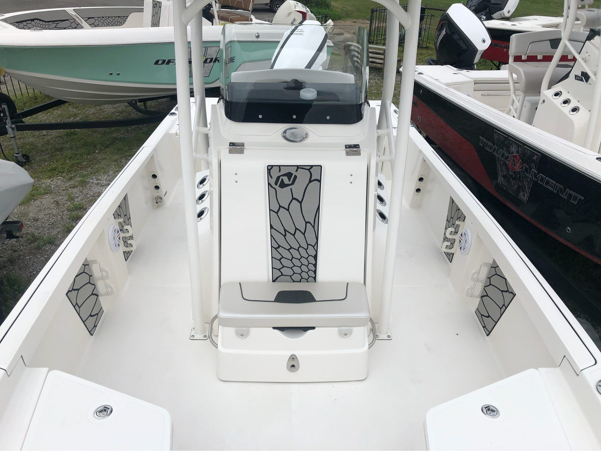 2019 Wellcraft 241 Bay in Lafayette, Louisiana - Photo 7
