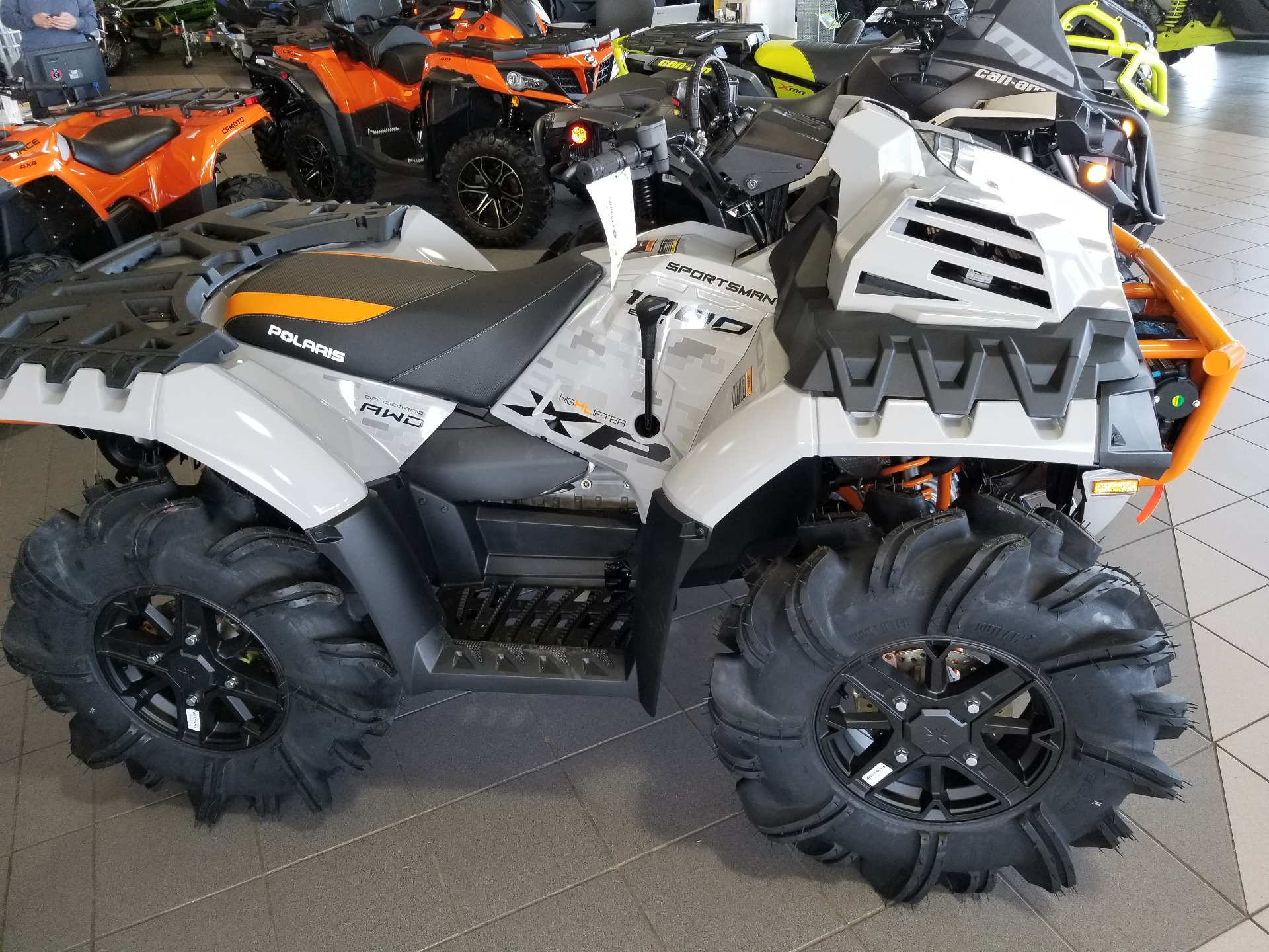 2021 Polaris Sportsman XP 1000 High Lifter Edition in Lafayette, Louisiana - Photo 1