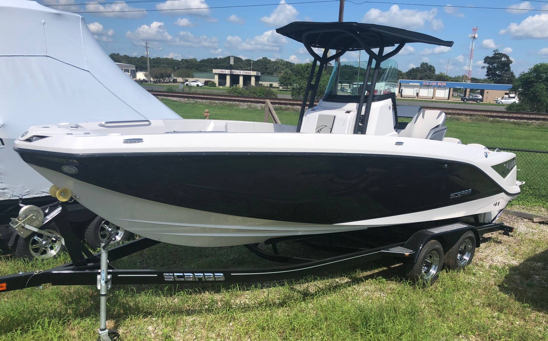 2018 Scarab 255 Open G in Lafayette, Louisiana - Photo 1