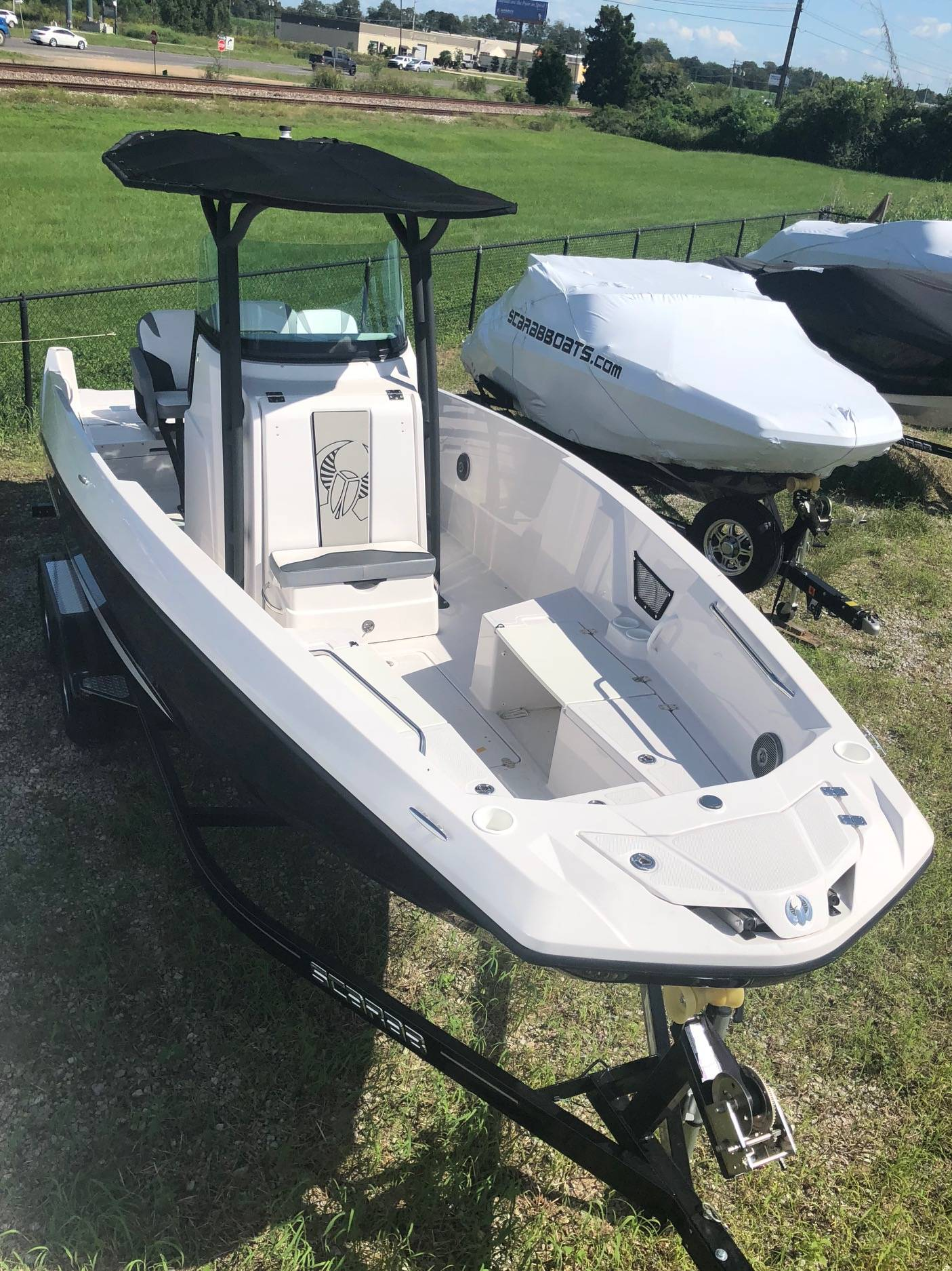 2018 Scarab 255 Open G in Lafayette, Louisiana - Photo 2