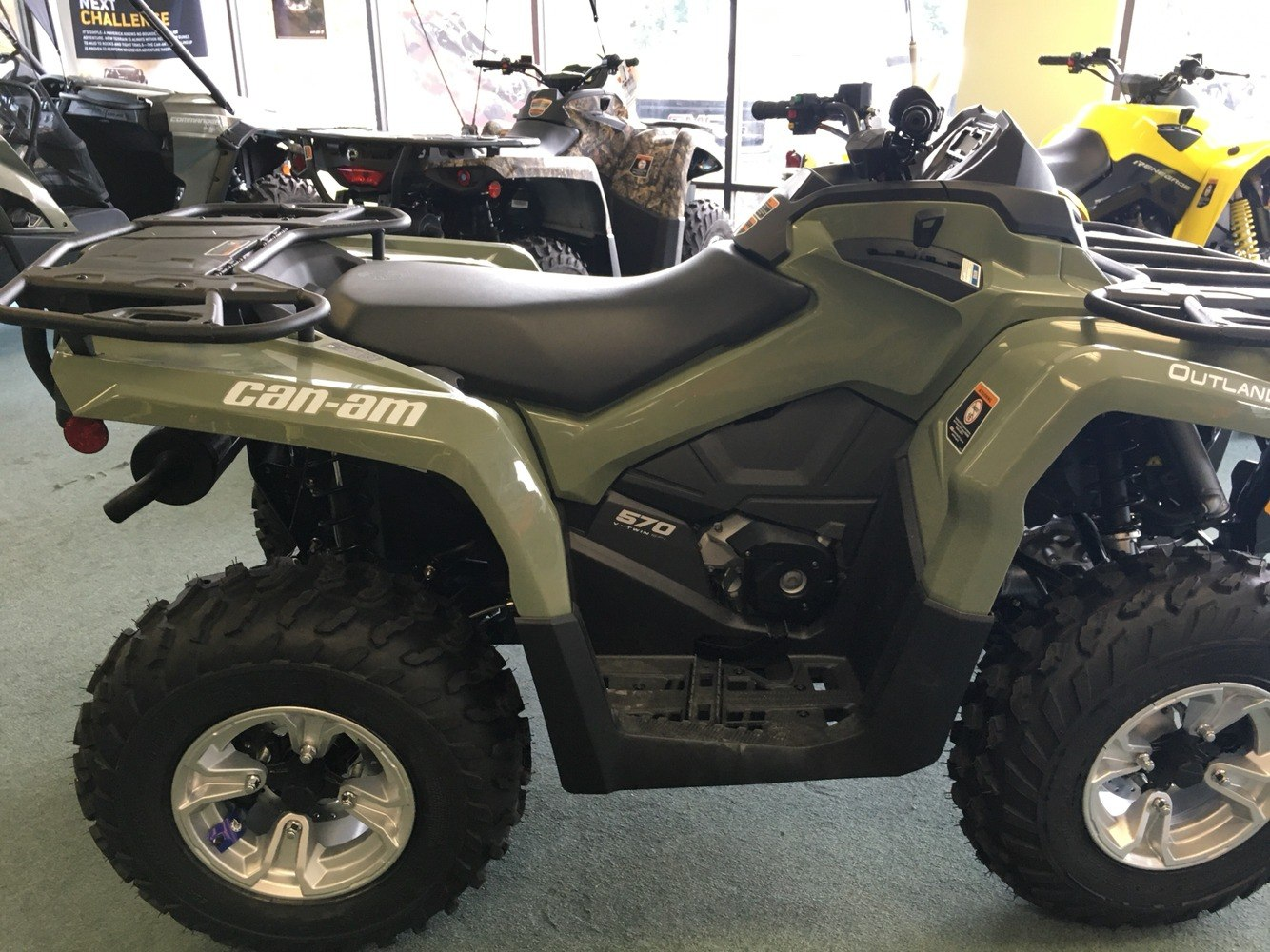 2019 Can-Am Outlander DPS 570 for sale 4690