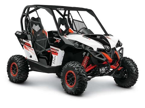 2015 Can-Am Maverick™ X® rs DPS™ 1000R in Lafayette, Louisiana