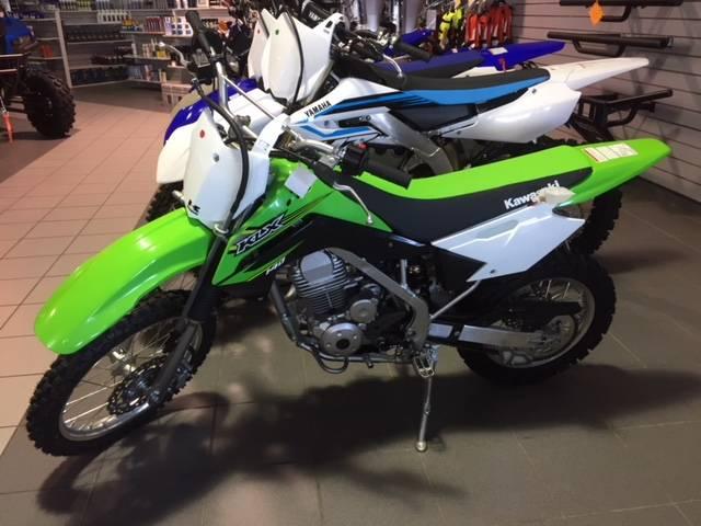 New 2017 Kawasaki KLX140 Motorcycles in Lafayette, LA