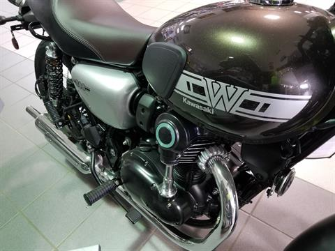 2019 Kawasaki W800 Cafe in Lafayette, Louisiana - Photo 5
