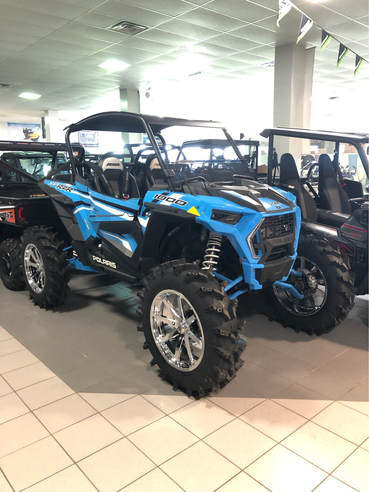 2019 Polaris RZR XP 1000 Ride Command in Lafayette, Louisiana - Photo 1