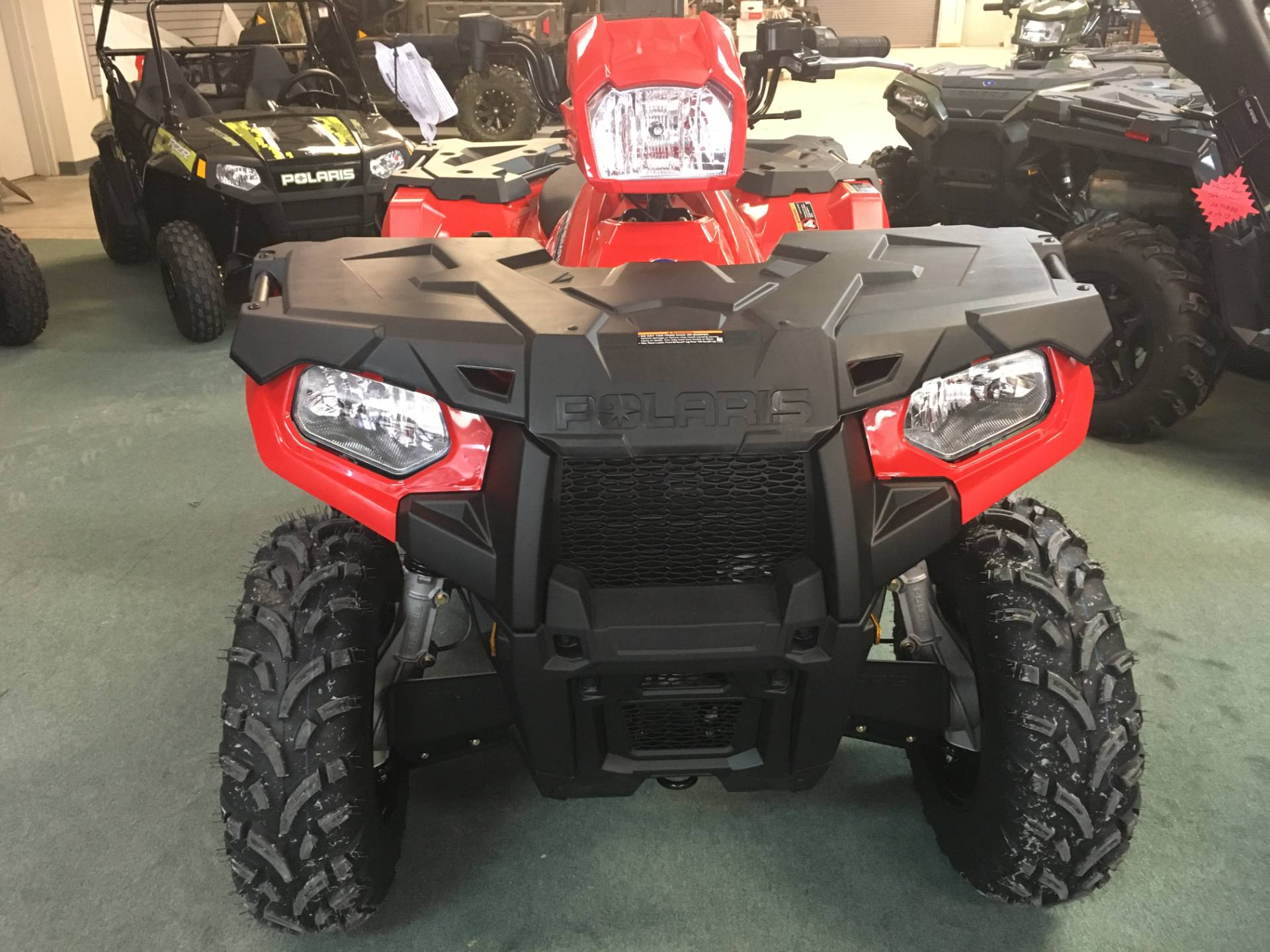 2019 Polaris SPORTSMAN 450 HO in Lafayette, Louisiana - Photo 2