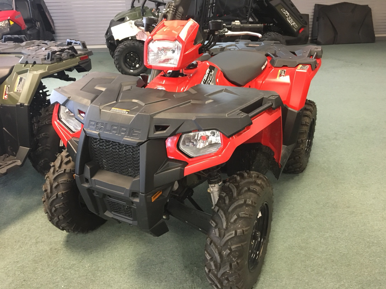 2019 Polaris SPORTSMAN 450 HO in Lafayette, Louisiana - Photo 5