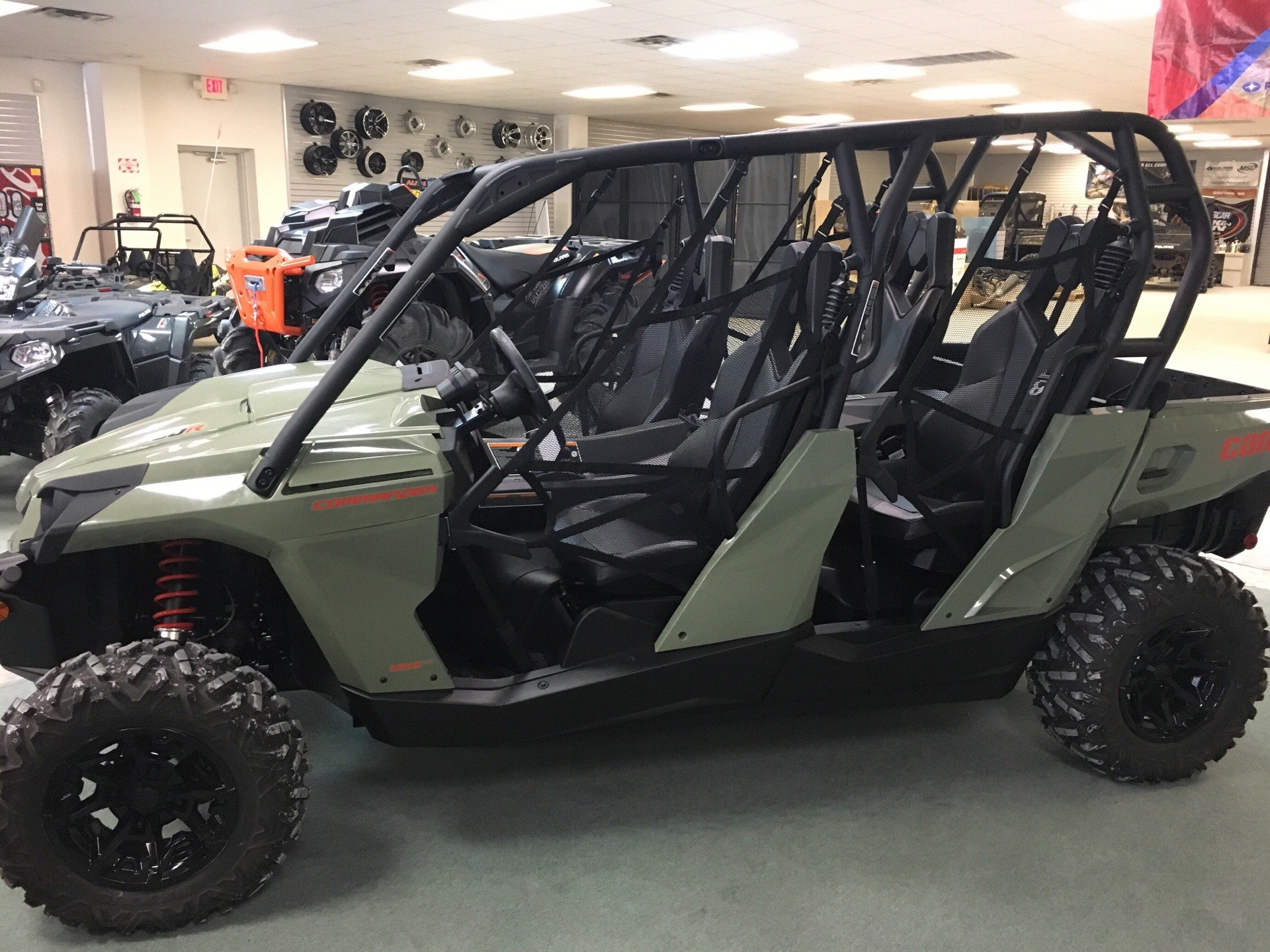 2019 Can-Am Commander MAX DPS 800R in Lafayette, Louisiana - Photo 1