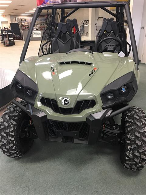 2019 Can-Am Commander MAX DPS 800R in Lafayette, Louisiana - Photo 2