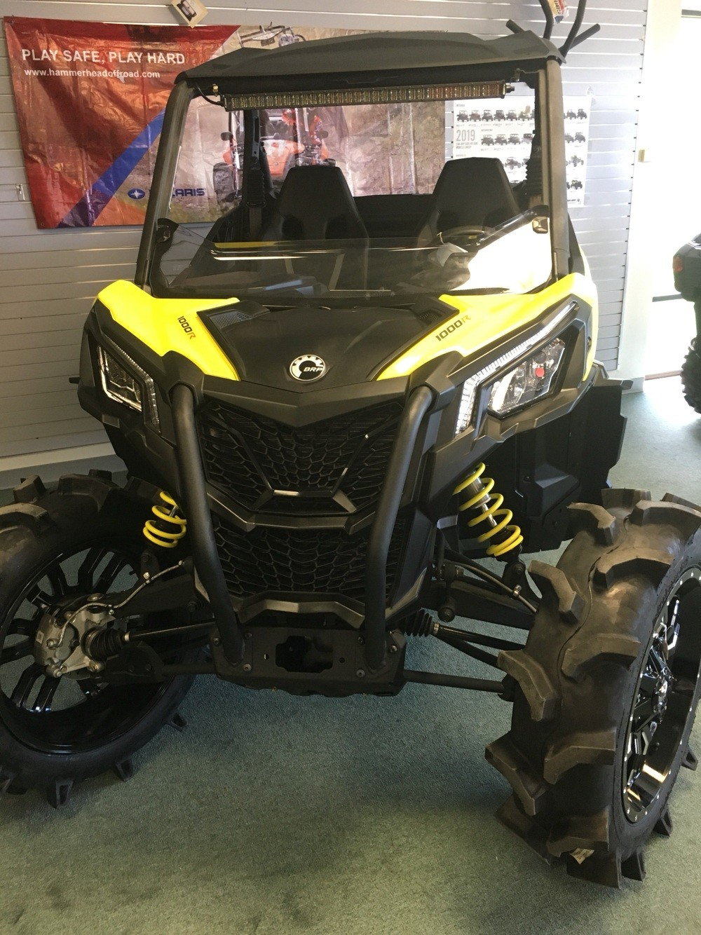 2019 Can-Am Maverick Sport DPS 1000R in Lafayette, Louisiana - Photo 2