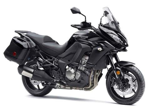 2015 Kawasaki Versys® 1000 LT in Lafayette, Louisiana