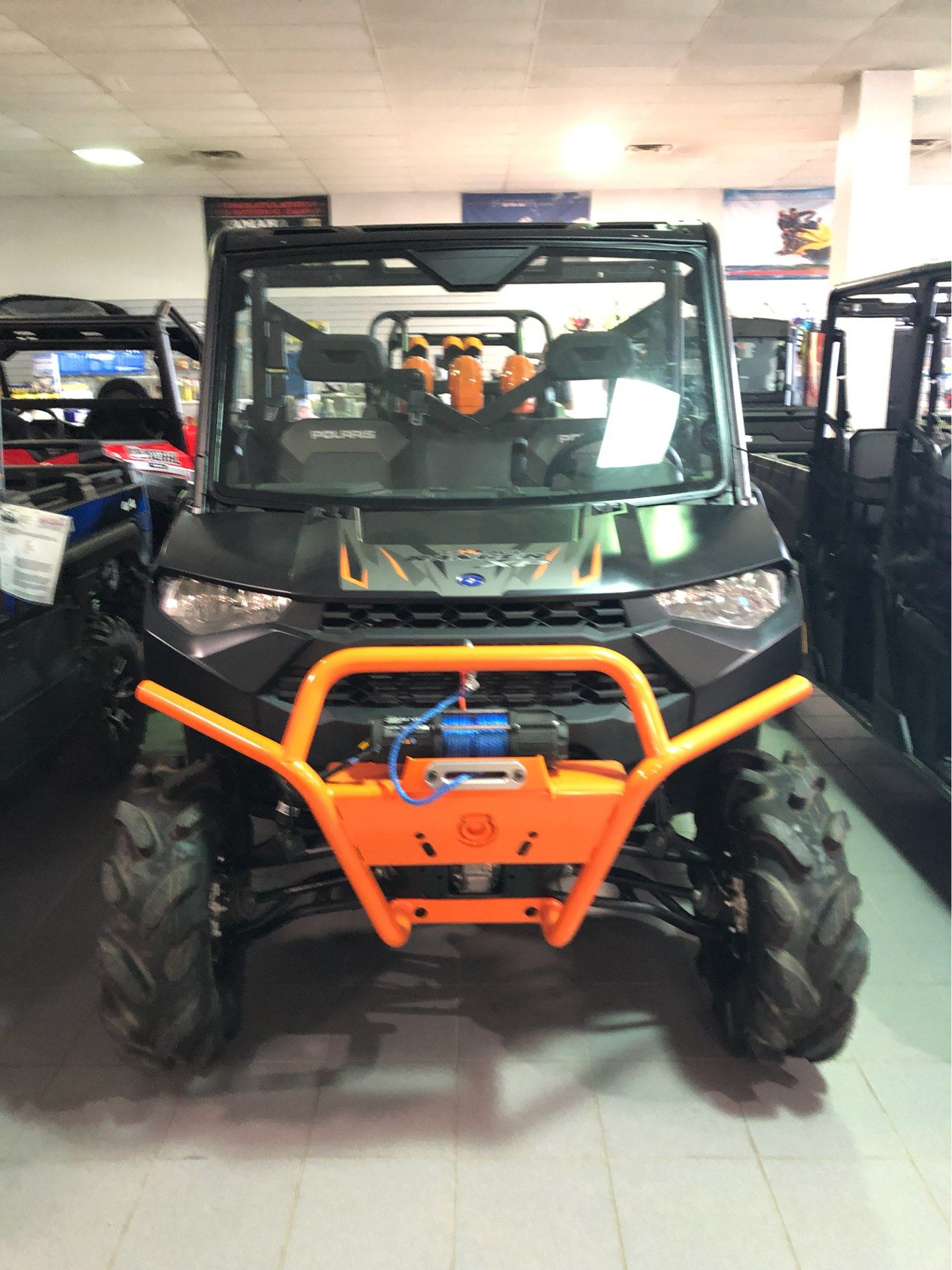 2019 Polaris Ranger XP 1000 EPS High Lifter Edition in Lafayette, Louisiana - Photo 3