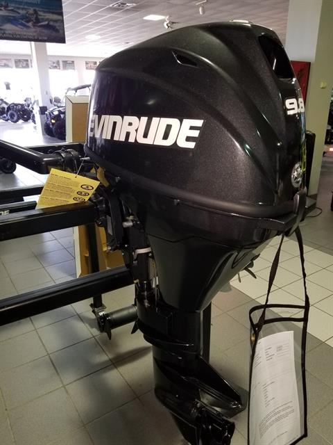 Evinrude Portable 9.8 HP (E10RG4) in Lafayette, Louisiana - Photo 2