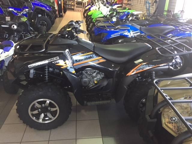 New 2018 Kawasaki Brute Force 750 4x4i EPS ATVs in Lafayette, LA