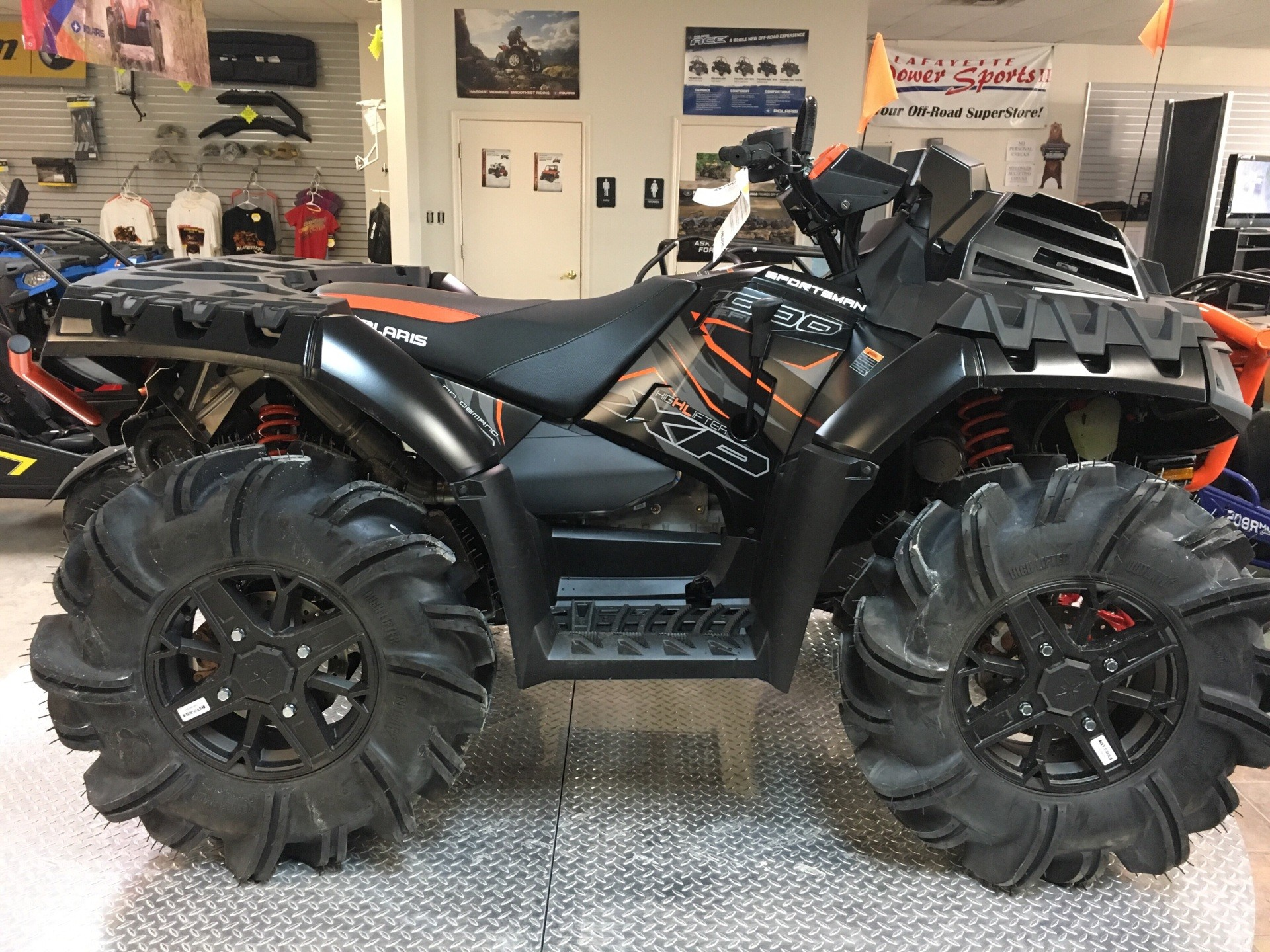 2019 Polaris Sportsman XP 1000 High Lifter Edition for sale 2044