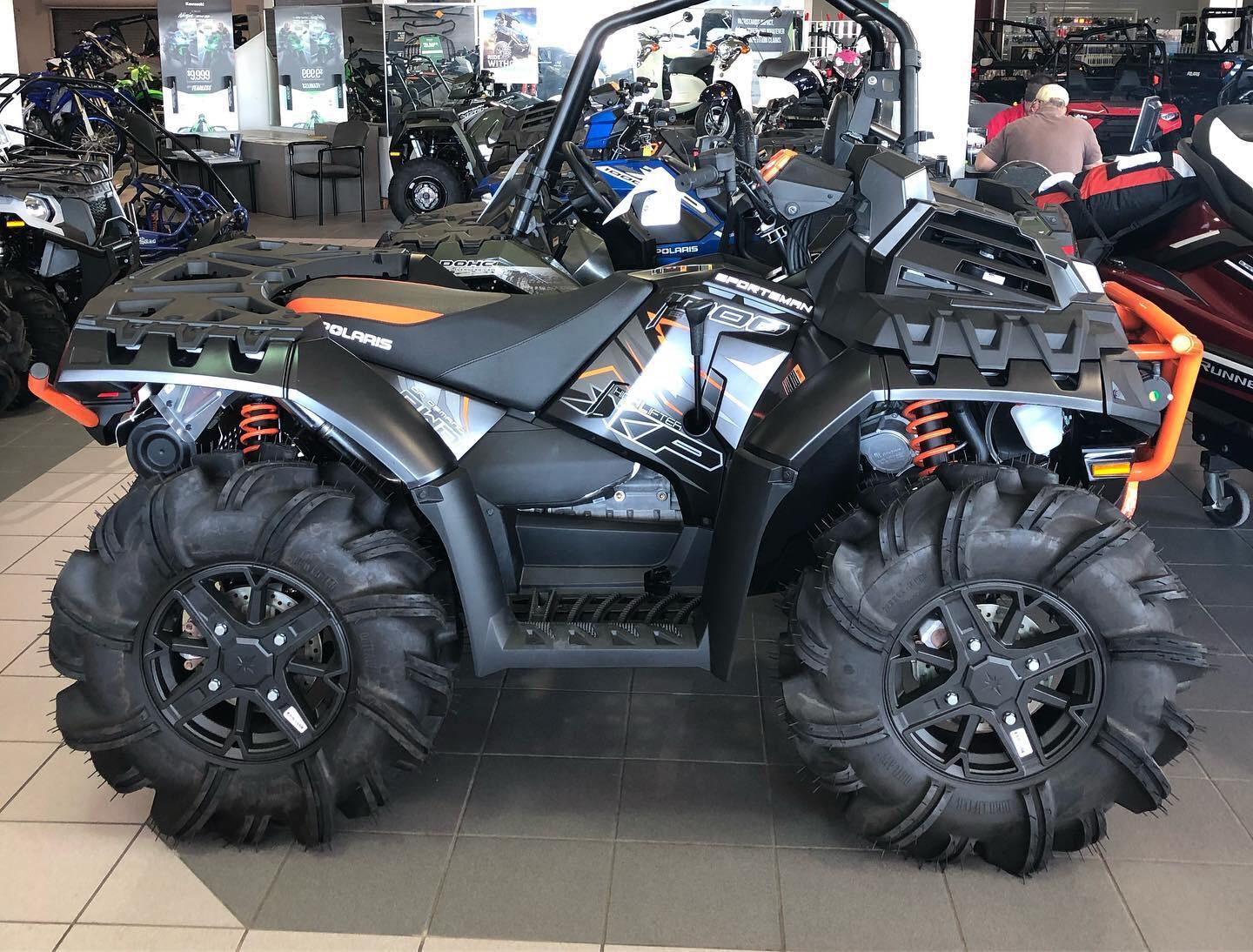 2019 Polaris Sportsman XP 1000 High Lifter Edition in Lafayette, Louisiana - Photo 1
