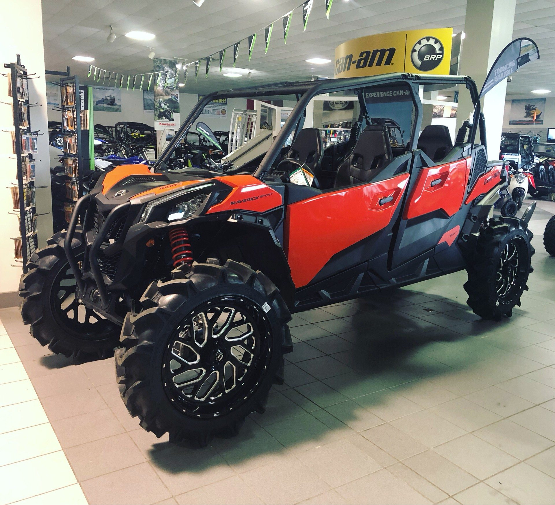 2019 Can-Am Maverick Sport Max DPS 1000R in Lafayette, Louisiana - Photo 1