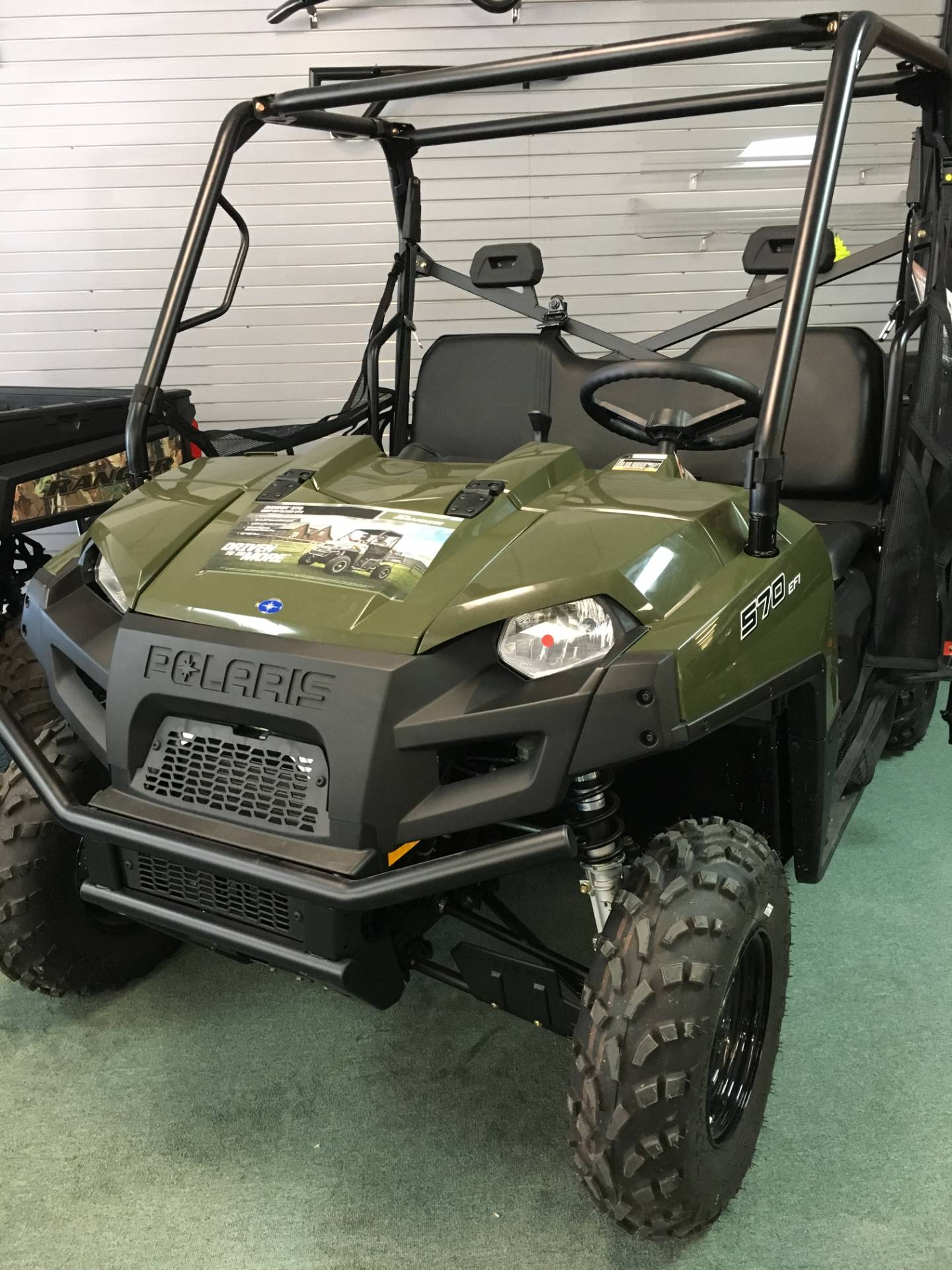 2019 Polaris Ranger 570 Full-Size in Lafayette, Louisiana - Photo 1
