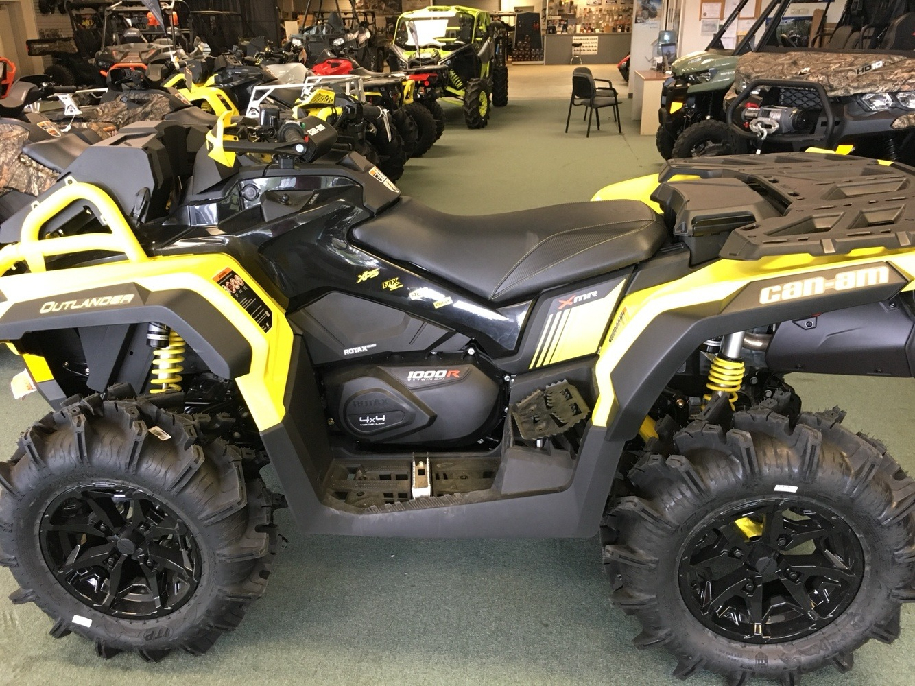 2019 Can-Am Outlander X mr 1000R in Lafayette, Louisiana - Photo 1