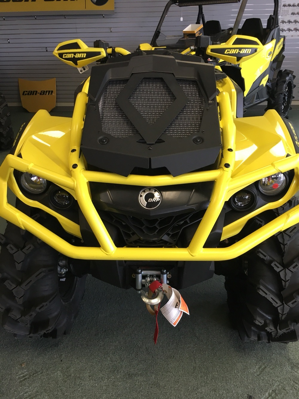 2019 Can-Am Outlander X mr 1000R in Lafayette, Louisiana - Photo 3