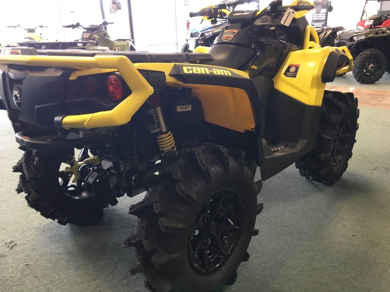 2019 Can-Am Outlander X mr 1000R in Lafayette, Louisiana - Photo 5