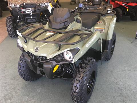 2019 Can-Am Outlander 450 in Lafayette, Louisiana - Photo 3