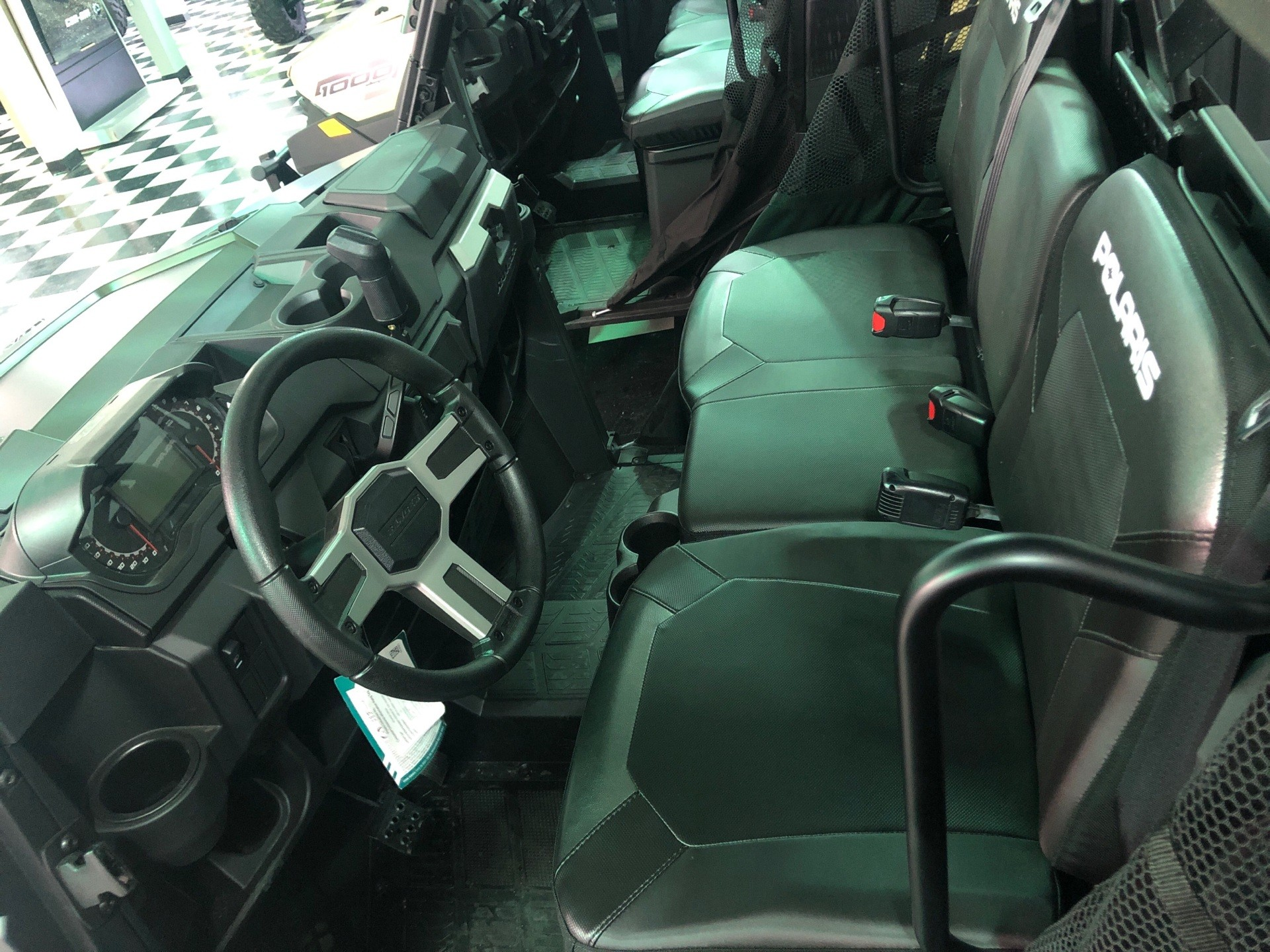 2020 Polaris Ranger XP 1000 Premium in Lafayette, Louisiana - Photo 2