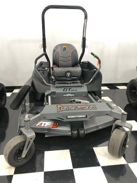 2020 Spartan Mowers RT Pro 61 in. Briggs & Stratton Commercial 27 hp in Lafayette, Louisiana - Photo 1