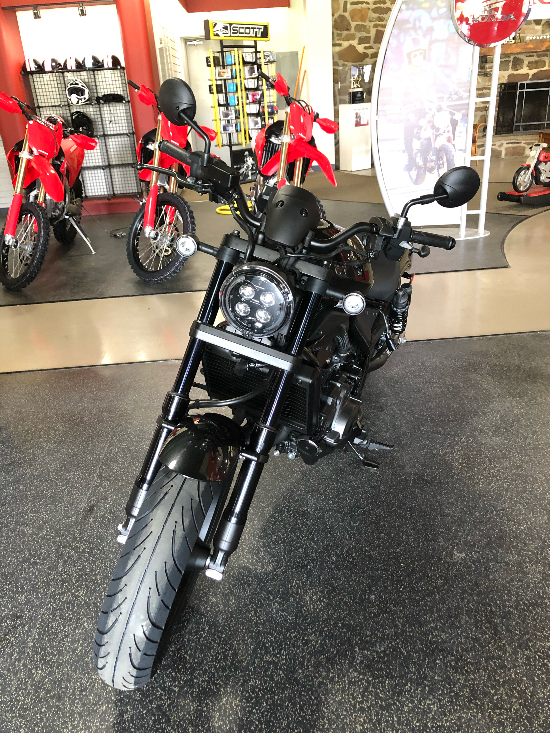 2021 Honda Rebel 1100 DCT in Lafayette, Louisiana - Photo 7