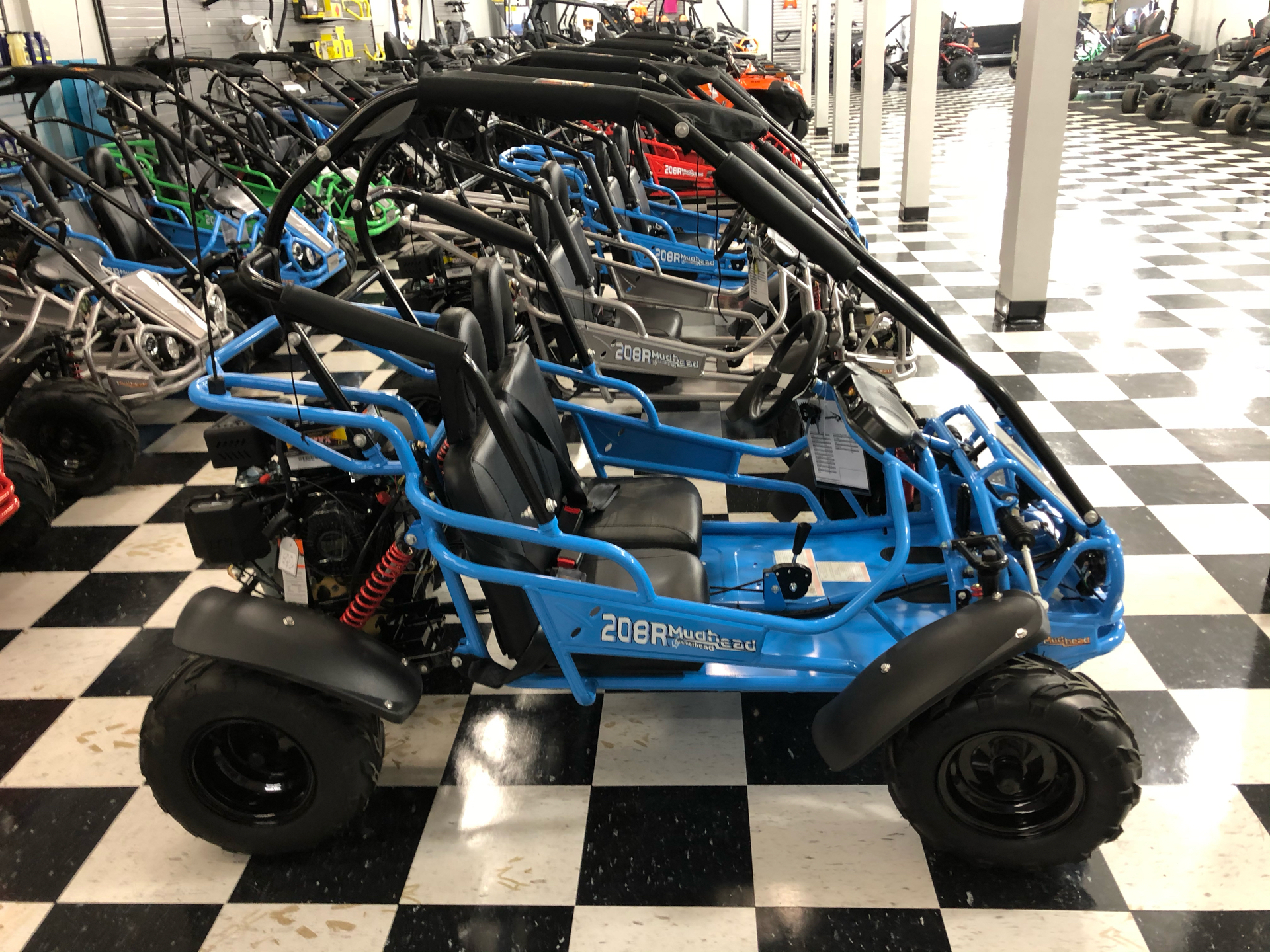 2021 Hammerhead Off-Road MudHead 208R in Lafayette, Louisiana - Photo 1