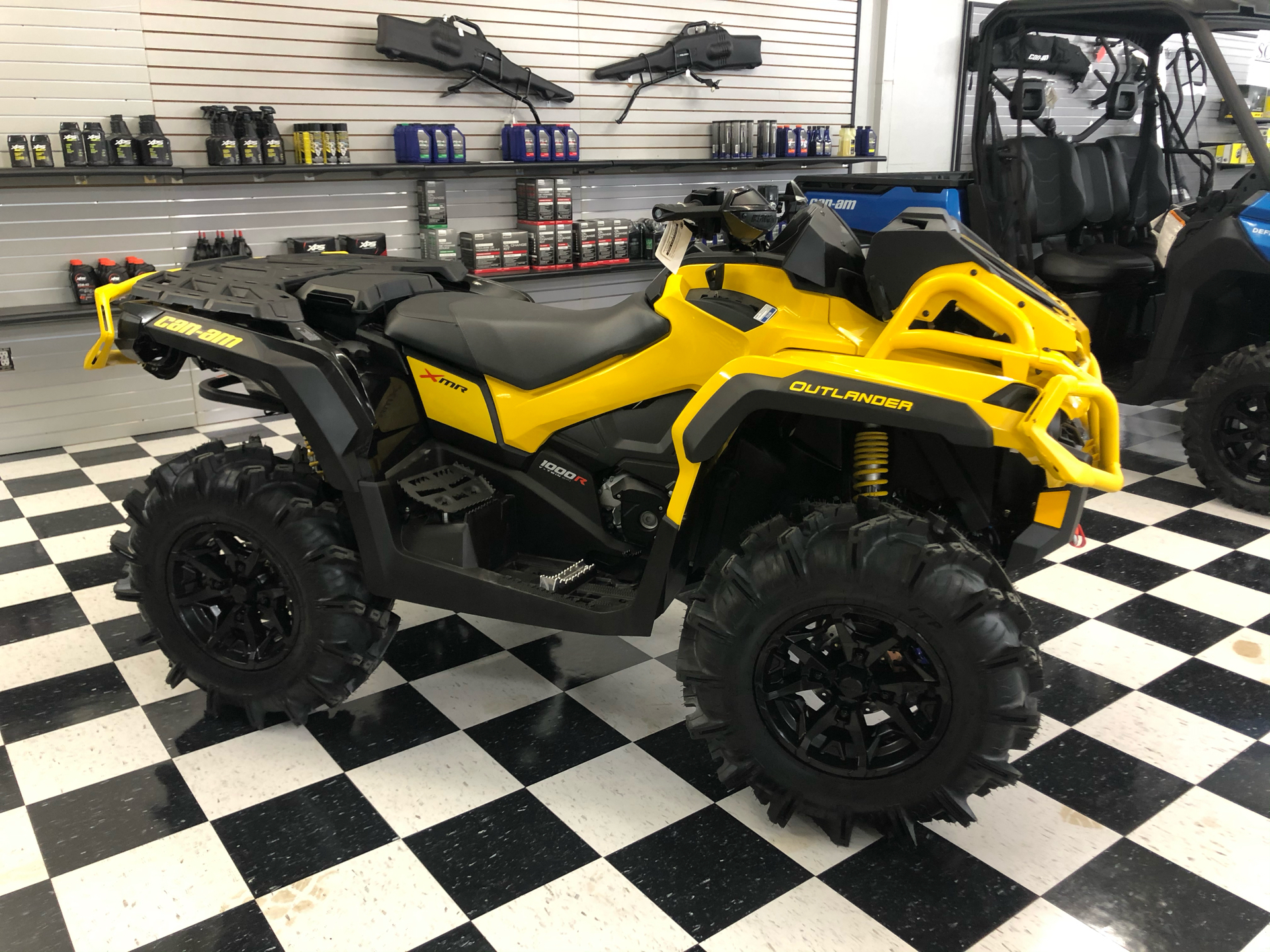 2021 Can-Am Outlander X MR 1000R with Visco-4Lok in Lafayette, Louisiana - Photo 1