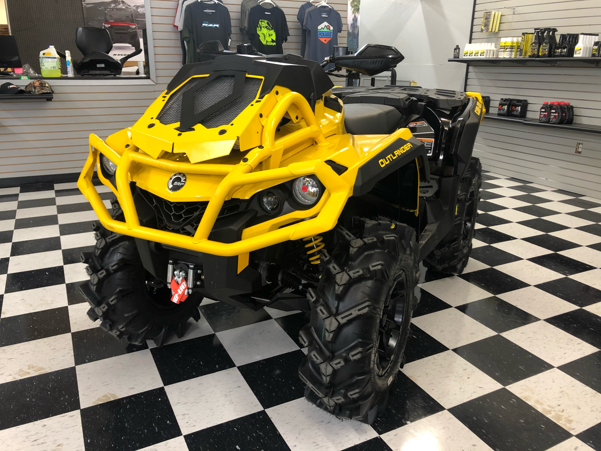 2021 Can-Am Outlander X MR 1000R with Visco-4Lok in Lafayette, Louisiana - Photo 2