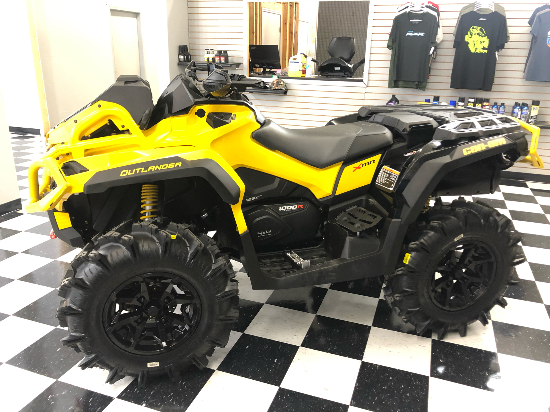 2021 Can-Am Outlander X MR 1000R with Visco-4Lok in Lafayette, Louisiana - Photo 7