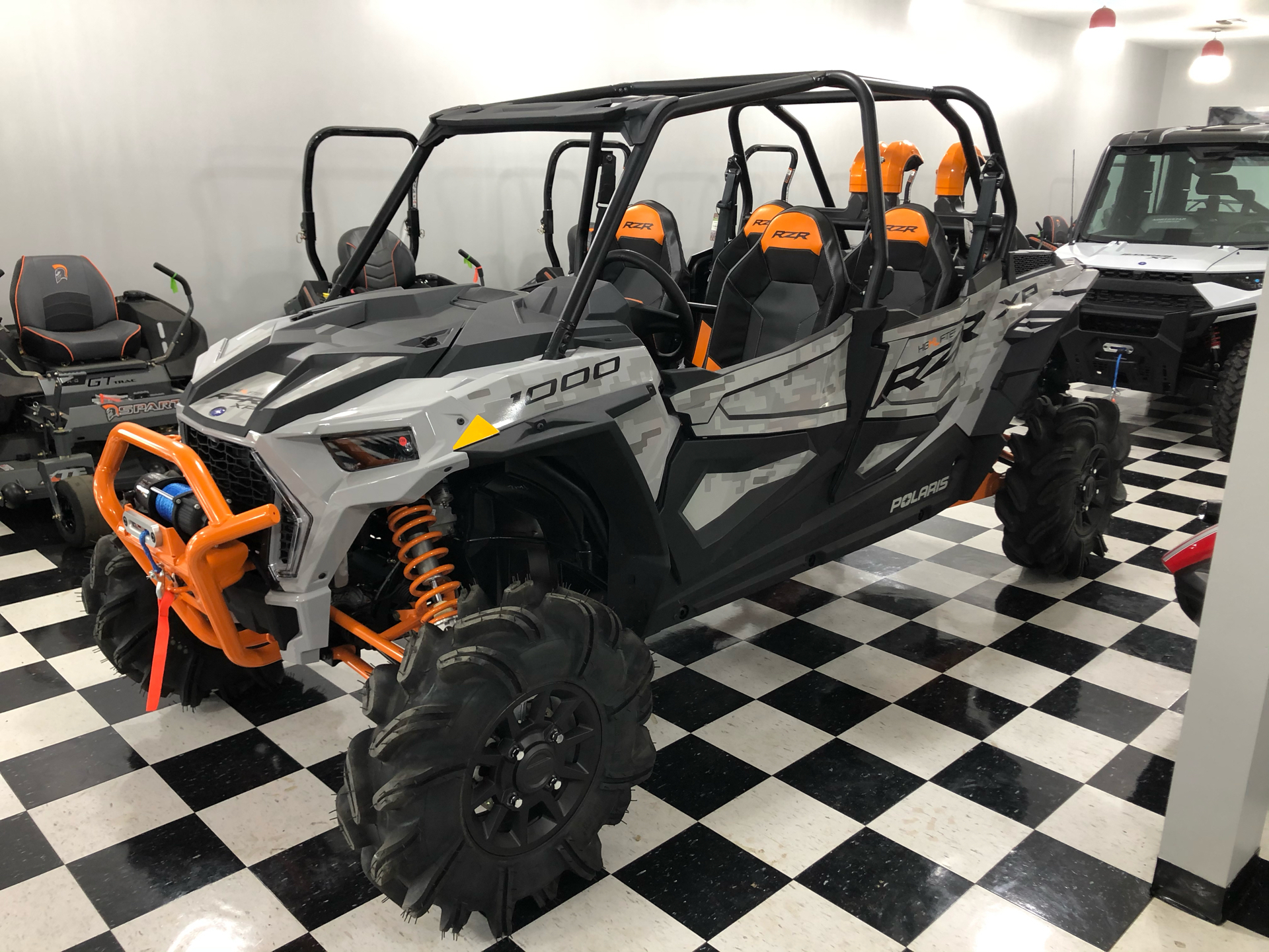 2021 Polaris RZR XP 4 1000 High Lifter in Lafayette, Louisiana - Photo 2